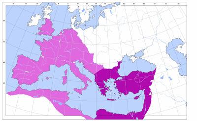 Belisarius's conquests