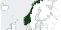 Integral overseas areas and dependencies of Norway (Deutschland Siegt)