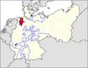CV Map of Oldenburg 1918-1934