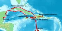 Caribbean War (Aztec Empire)