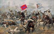 Battle of Desmayo the Cuban Balaklava