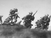 Canadian Soldiers WWI (No Napoleon)