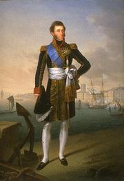 Louis Antoine, Duc d'Angouleme by FJ Kinson