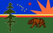 Republic of Pacifica flag