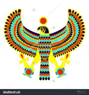 Stock-vector-ancient-egyptian-symbol-of-horus-the-falcon-god-246246547