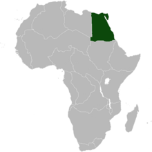 Egypt Africa NW