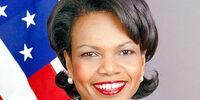 Condoleezza Rice (President McCain)