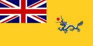 Flag of British China by lamnay