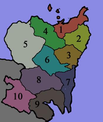 Andrebyen Map