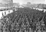 German POWs in Moscow