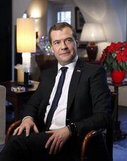 Dmitry Medvedev's interview with CNN (2013-01-27)