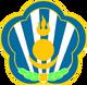 National Emblem of Mengjiang (Myomi)