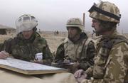 U.S troops in Jordan