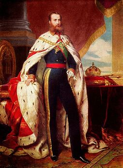 440px-Emperador Maximiliano I de Mexico
