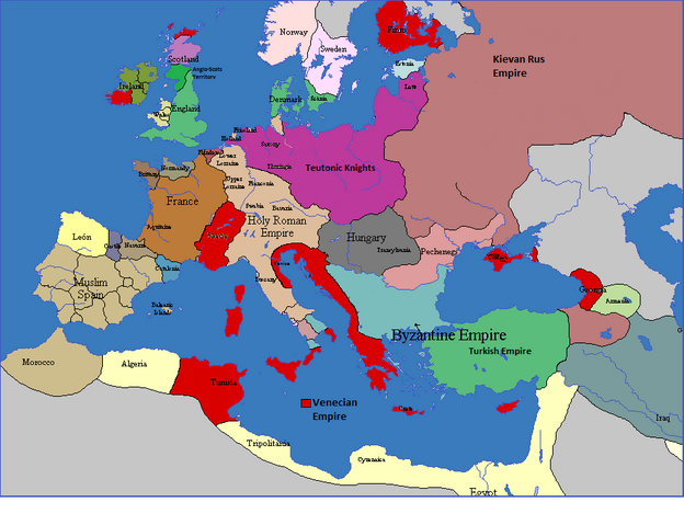 File:Alternative Map of Europe 1300.png
