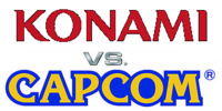 Konami vs. Capcom (Ohga Shrugs)