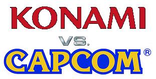 Konami vs Capcom