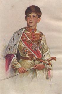 Njegovo Kraljevsko Visocanstvo - kralj Petar II od Jugoslavije.png
