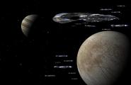 Dravimos Fleet Patroling Sol