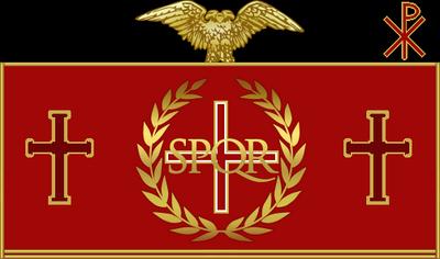 Roman Imperial Flag