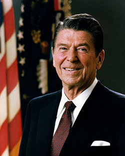 Ronald Reagan