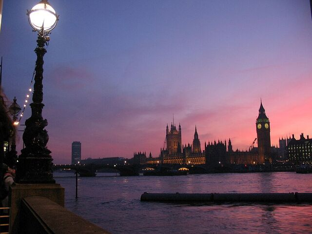 File:20 - Big Ben and Houses of Parliament at Twilight 1.jpg