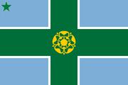 DD 83 -Derbyshire flag
