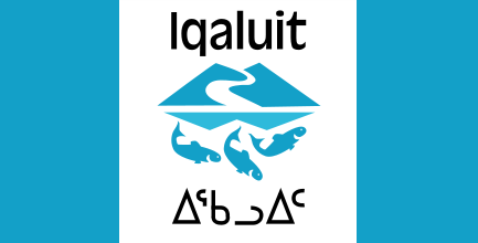 File:Flag of Iqaluit.png