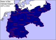 States of Germany (1933-1944)