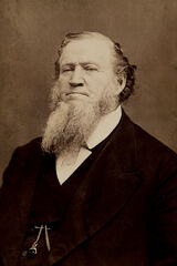 Brigham Young by Charles William Carter