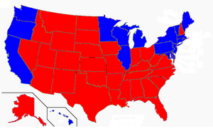 Bush vs. Gore 2004