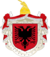 COA Albanian Kingdom