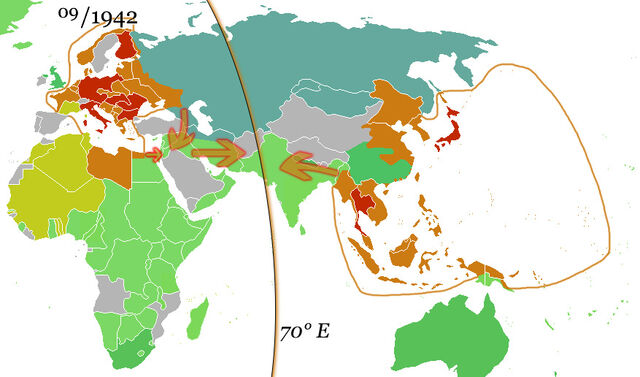 File:German and Japanese spheres of influence at greatest extent World War II 1942.jpg