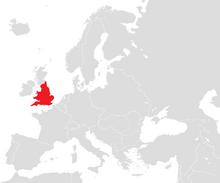 Locationengland