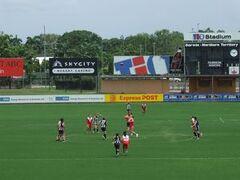 Darwin Buffaloes vs Sydney 2008