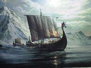 Viking-ships