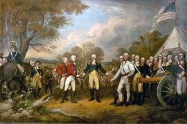 800px-Surrender of General Burgoyne