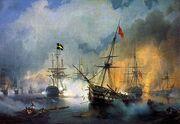 Battle of Navarino 1827
