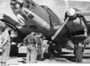 Bundesarchiv Bild 183-C0214-0007-013, Spanien, Flugzeug der Legion Condor