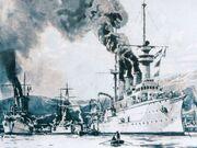 Sailing to war