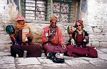 File:220px-Three monks chanting in Lhasa, 1993-1-.jpg