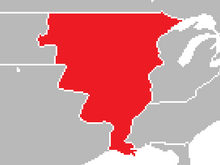 Location of Louisiana (1941 Success)