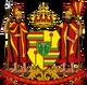 Coat of arms of Hawaii (Myomi)