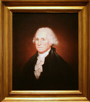 George Washington, First President (1789-1797)