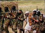President McCain Osama bin Laden 2