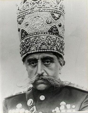 File:467px-Mozaffar-ed-Din Shah Qajar - 1.jpg