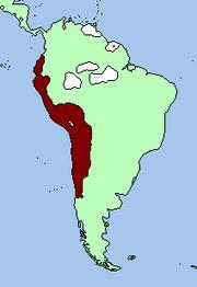 Incan expansion