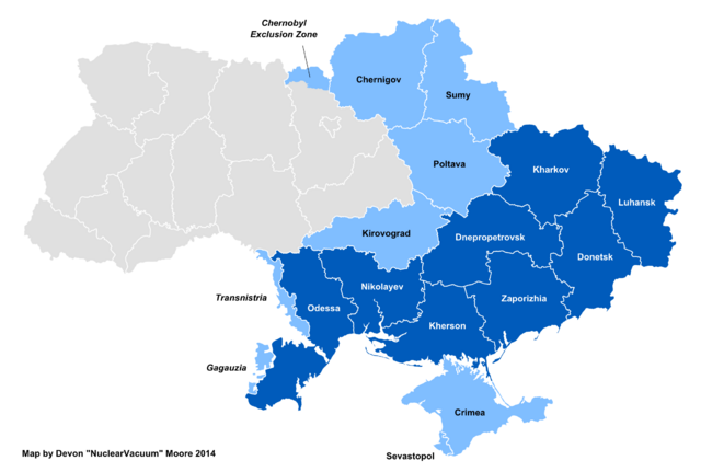 File:Map of East Ukraine by NuclearVacuum.png