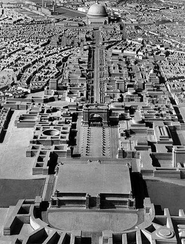 File:456px-Bundesarchiv Bild 146III-373, Modell der Neugestaltung Berlins (.jpg