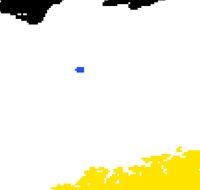Schnee Insel